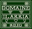 Logotype - Domaine Ilarria - Vin Irouléguy - Pays Basque